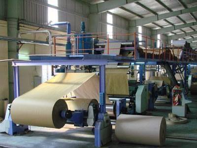 Quy trình sản xuất giấy cơ bản