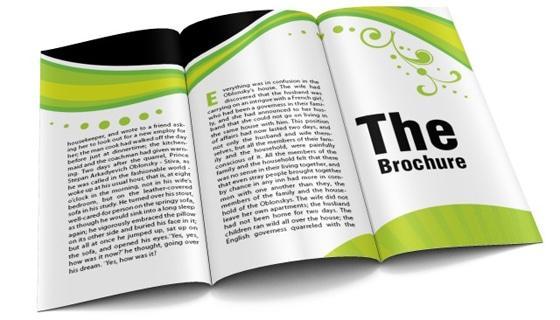 9 điểm cần lưu ý khi thiết kế brochure