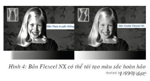 Công nghệ chế tạo bản flexo ngày nay