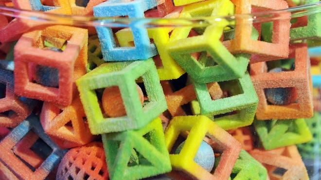 Các nhà khoa học tạo ra được máy in 3D in ra được thức ăn - Ảnh 1.