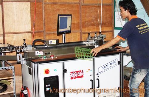 quy trình sản xuất khuôn bế