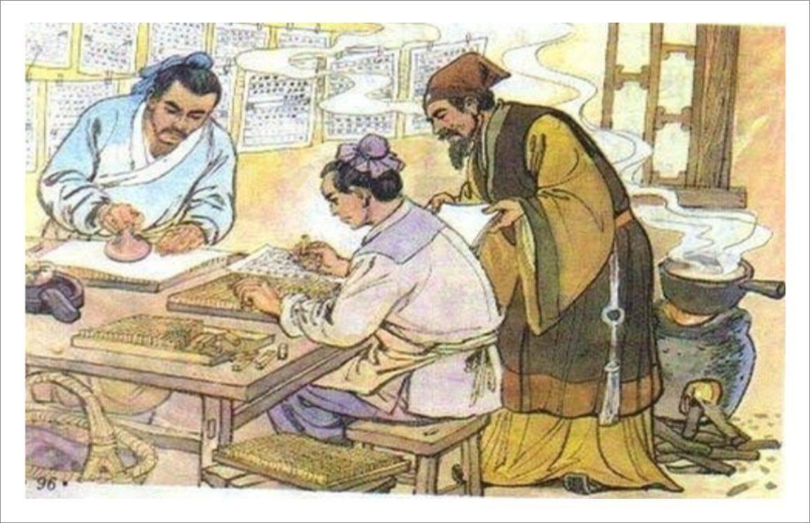 Lịch sử hình thành và phát triển ngành in